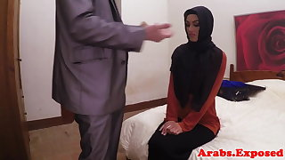 Arab habiba fucked like a whore for large letter
