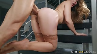 Bizarre get hitched gets some in the ass as well