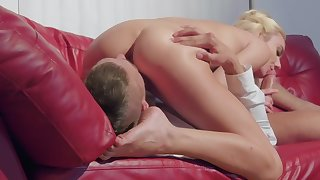 Exclusive couch porn in inexact modes for Molly Mae