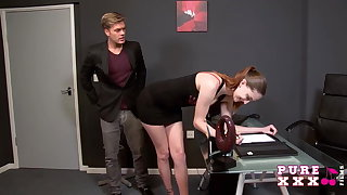 Downright XXX FILMS Toss an Hungarian Model