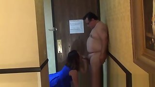 Amazing xxx scene Old/Young crazy , check it