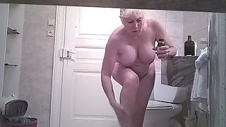 camera cacher salle de bains