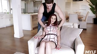 Sexy nextdoor milf Lilian Stone allows to fuck her big boobies and wet pussy