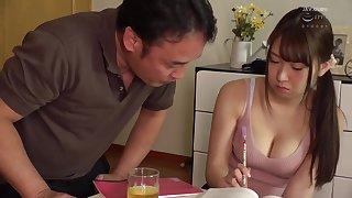 Eng Sub Hbad-450 Intimate Coitus Back My Stepdaughter Forth The Bathroom - Kosaka Sari And Sari Kosaka