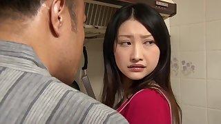 Azumi mizushima frenzied kissing and sex
